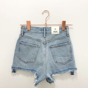 AGOLD JEAN SHORTS - DEE ULTRA HIGH RISE (SIZE 23)